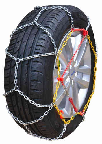 Catene da neve GEV M9 9mm 135/80 R12""